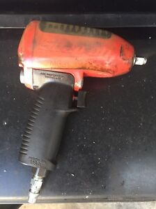 Snap on rattle gun air type 3/8 drive Carramar Wanneroo Area Preview