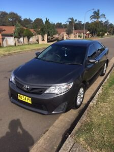 Toyota Camry altise 2013 Bonnyrigg Heights Fairfield Area Preview