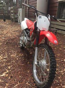 Honda 2012 CRF100 Murchison Outer Shepparton Preview