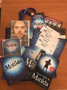 Matilda Dress Circle ticket pack Cumberland Park Mitcham Area Preview