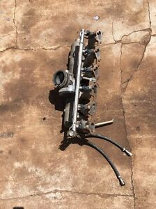Ford Fg turbo manifold complete fit ba BF Campbelltown Campbelltown Area Preview