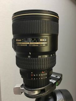 Nikon 17-35mm  2.8D Wide Angle Proffessional Lens