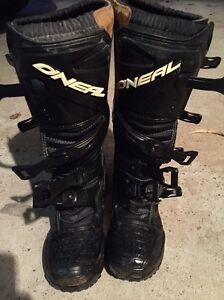 O'neal motorcross boots Seaham Port Stephens Area Preview