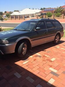 Subaru Forrester 1998 Halls Head Mandurah Area Preview