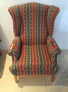 Vintage Armchairs Mount Riverview Blue Mountains Preview