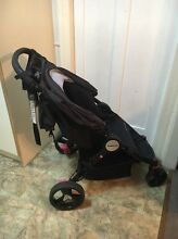 SOLD Steelcraft agile 4 wheel Pram great easy fold SOLD Banyo Brisbane North East Preview
