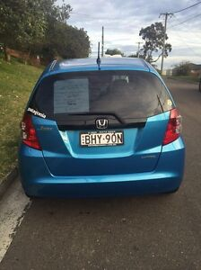 Honda Jazz 2008 Newport Pittwater Area Preview