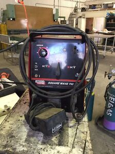 3 Phase AC / DC tig welder Brendale Pine Rivers Area Preview
