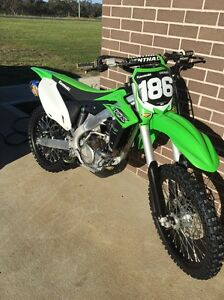 2016 Kawasaki KX250f Inverell Inverell Area Preview