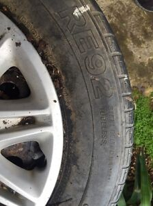 Wheels and tyres Fairview Park Tea Tree Gully Area Preview
