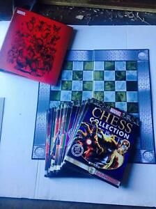 Complete Marvel Chess Collection + Great Bonus Armidale Armidale City Preview
