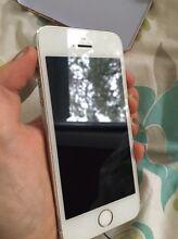 iPhone 5s - 16GB - Silver and White Melbourne CBD Melbourne City Preview