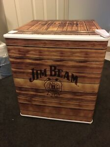 Brand new limited edition JIM BEAM BAR FRIDGE Epping Whittlesea Area Preview