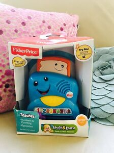 New Fisher Price Peek-a-boo Toaster RRP $25 Chatswood Willoughby Area Preview