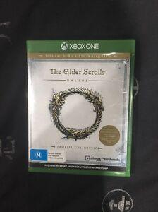 Elder scrolls online- Xbox one Bligh Park Hawkesbury Area Preview