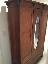 Beautiful Vintage Wardrobe Invergowrie Uralla Area Preview