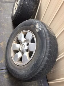 Genuine Toyota hilux tyres South Morang Whittlesea Area Preview