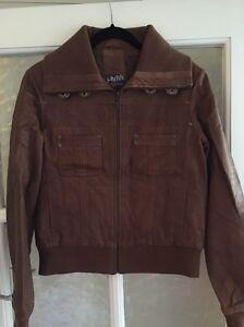 Womens Leather Jacket Mosman Mosman Area Preview