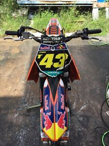 KTM 85 SX Waterford Logan Area Preview