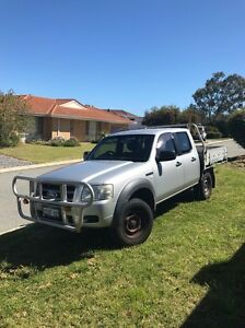 Ford ranger dual cab automatic Connolly Joondalup Area Preview