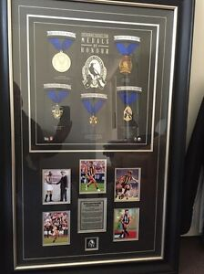 Collingwood Football Club, Medals of Honour Newnham Launceston Area Preview