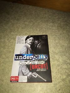 Underbelly a tale of two cities dvd Largs Bay Port Adelaide Area Preview