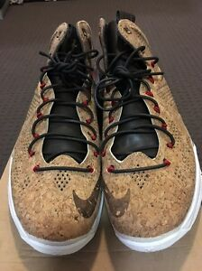 Nike Lebron 10 Cork EXT QS limited Ferny Hills Brisbane North West Preview