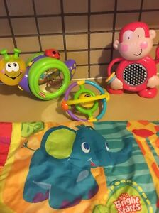 Baby toy bundle Paradise Campbelltown Area Preview