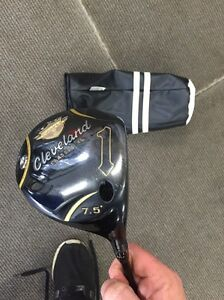 Cleveland 7.5 degree driver Austins Ferry Glenorchy Area Preview