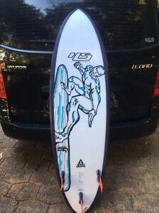 6ft Hypto Krypto Surfboard for sale Tugun Gold Coast South Preview