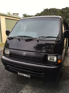Toyota Hiace Van Umina Beach Gosford Area Preview