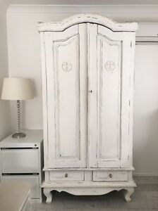 Armoire gorgeous French style wardrobe Coomera Gold Coast North Preview
