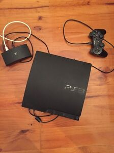 320GB PS3 + PLAYTV+  few games Adelaide CBD Adelaide City Preview