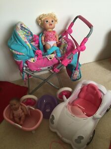 Baby doll package Thornlie Gosnells Area Preview