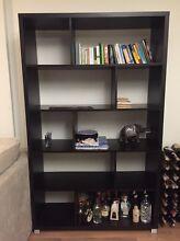 Dark wood Bookcase Croydon Burwood Area Preview