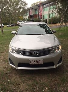 Toyota Camry Altise 2013 with Rego and RWC Herston Brisbane North East Preview