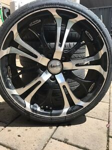 "Rims + Tyres 18"" (4x) Marion Marion Area Preview"