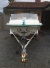 14.5ft wildcat Caribbean boat Morley Bayswater Area Preview