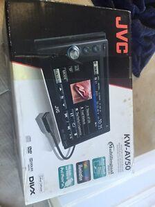 JVC car DVDs player Alawa Darwin City Preview