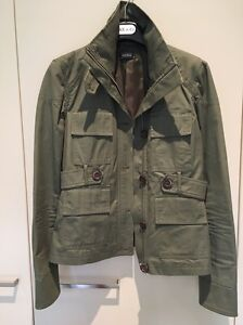 Size 38. Kookai army style jacket $25 Meadowbank Ryde Area Preview
