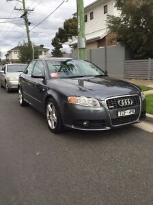 2006 audi a4 s-line quattro 2.0 turbo AWD Spotswood Hobsons Bay Area Preview
