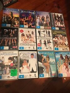 kardashians DVD pack Shortland Newcastle Area Preview