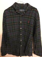 Men's long sleeve shirt - Ralph Lauren - Size L (custom fit) Marrickville Marrickville Area Preview