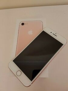 Iphone 7 rosegold swap for iphone 7 plus +cash Westminster Stirling Area Preview