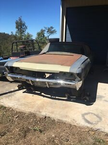 1968 SS Chevrolet Impala 2 door pillarless $7000 Whiteside Pine Rivers Area Preview