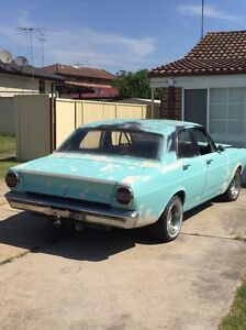 1968 FORD FALCON XT PROJECT CAR Greenfield Park Fairfield Area Preview