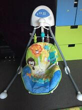 Fisher Price music baby swing Nunawading Whitehorse Area Preview
