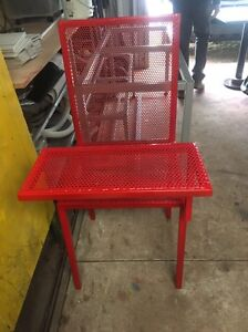 Red chair Eden Hill Bassendean Area Preview