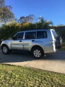 2013 Mitsubishi Pajero diesel manual. 60,000km 4x4 Mount Crosby Brisbane North West Preview