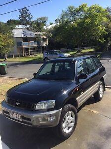 1997 Toyota RAV4 Woolloongabba Brisbane South West Preview